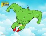 Bob Esponja - Planktonman al ataque
