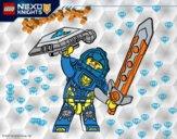 Clay lider de los Nexo Knights