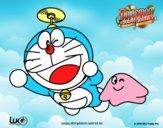 Doraemon volando