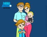 El Bebé Jefazo, Familia Templeton