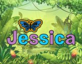 Dibujo Jessica pintado por xXPucchiXx