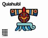 Los días aztecas: la lluvia Quiahuitl