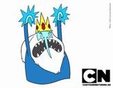 Rey Hielo enfadado