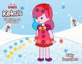 Keky la muñeca