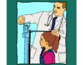 Medir la estatura