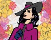 Mujer sofisticada