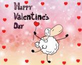Dibujo Un feliz San Valentín pintado por lizpr