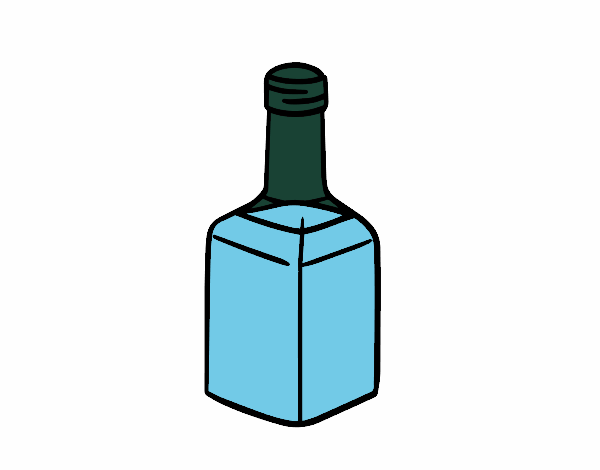 Dibujo Vinagre de módena pintado por mendz