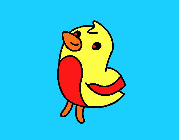 Dibu el pollito