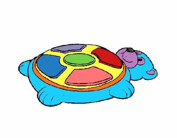 Simon forma de oso
