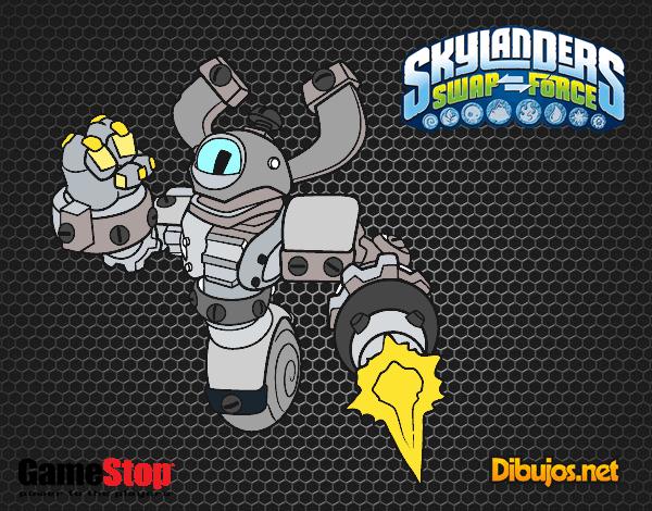 Skylanders Swap Force Magna Charge