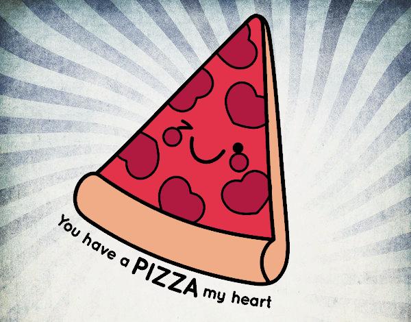 I LOVE YOU PIZZAAAAAAAAAAAAA
