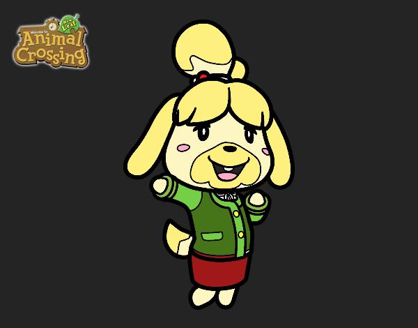Animal Crossing: Canela