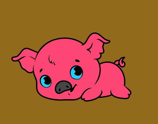 Cerdito bebé