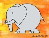 Elefante grande