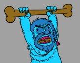 Homo sapiens enfadado