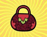 Mini bolso de inspiración japonesa