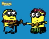 Minions - Dave y Phil
