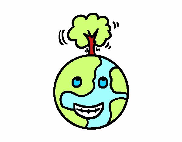 Planeta vegetal