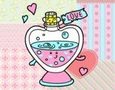 Dibujo Pócima de amor pintado por adrinette1