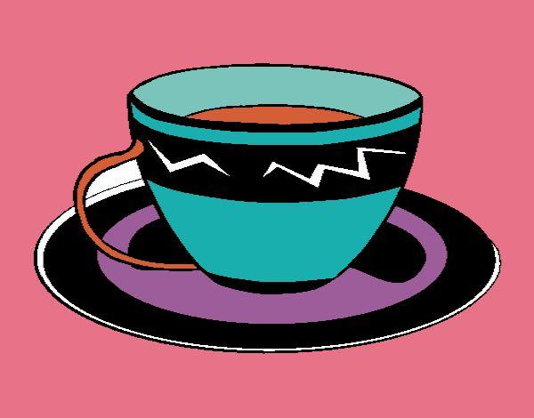 El café delicioso