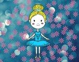 Una bailarina de ballet