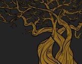 Árbol fantasmal