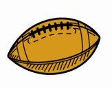 Balón de béisbol