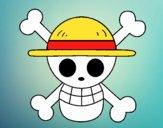 Bandera del Sombrero de paja