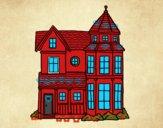 Casa señorial clásica