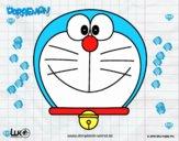 Dibujo Doraemon, el gato cósmico pintado por Luciaa99