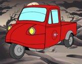 Moto furgoneta