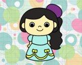Princesa alegre