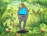 Robot televisor