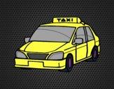 Un taxi