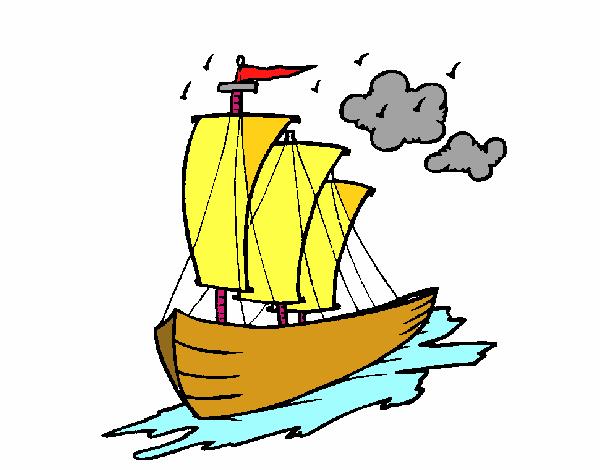 el barco de Patricia