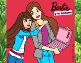 El nuevo portátil de Barbie