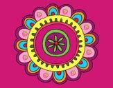Mandala alegre