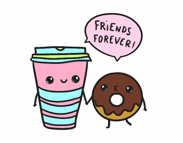 #FriendsForever