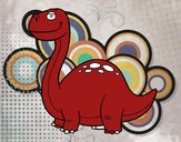 Dino Diplodocus