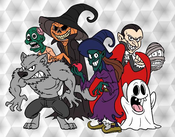 Los Amigos Monstruosos