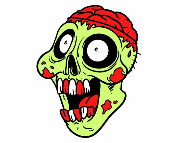 zombie malo