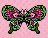 Dibujo Mariposa bonita pintado por Reape