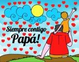 Siempre contigo papá