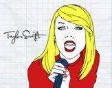 Taylor Swift cantando