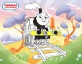 Thomas en marcha