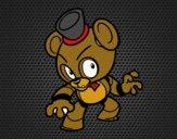 Toy Freddy de Five Nights at Freddy's