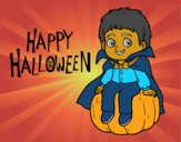 Vampiro para Halloween