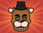 Cara de Freddy de Five Nights at Freddy's