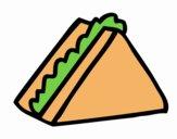 Medio sandwich